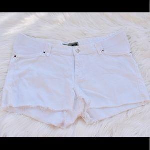 Topshop Moto maternity shorts